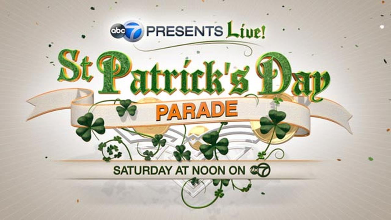 ABC 7 presents the St. Patrick's Day Parade