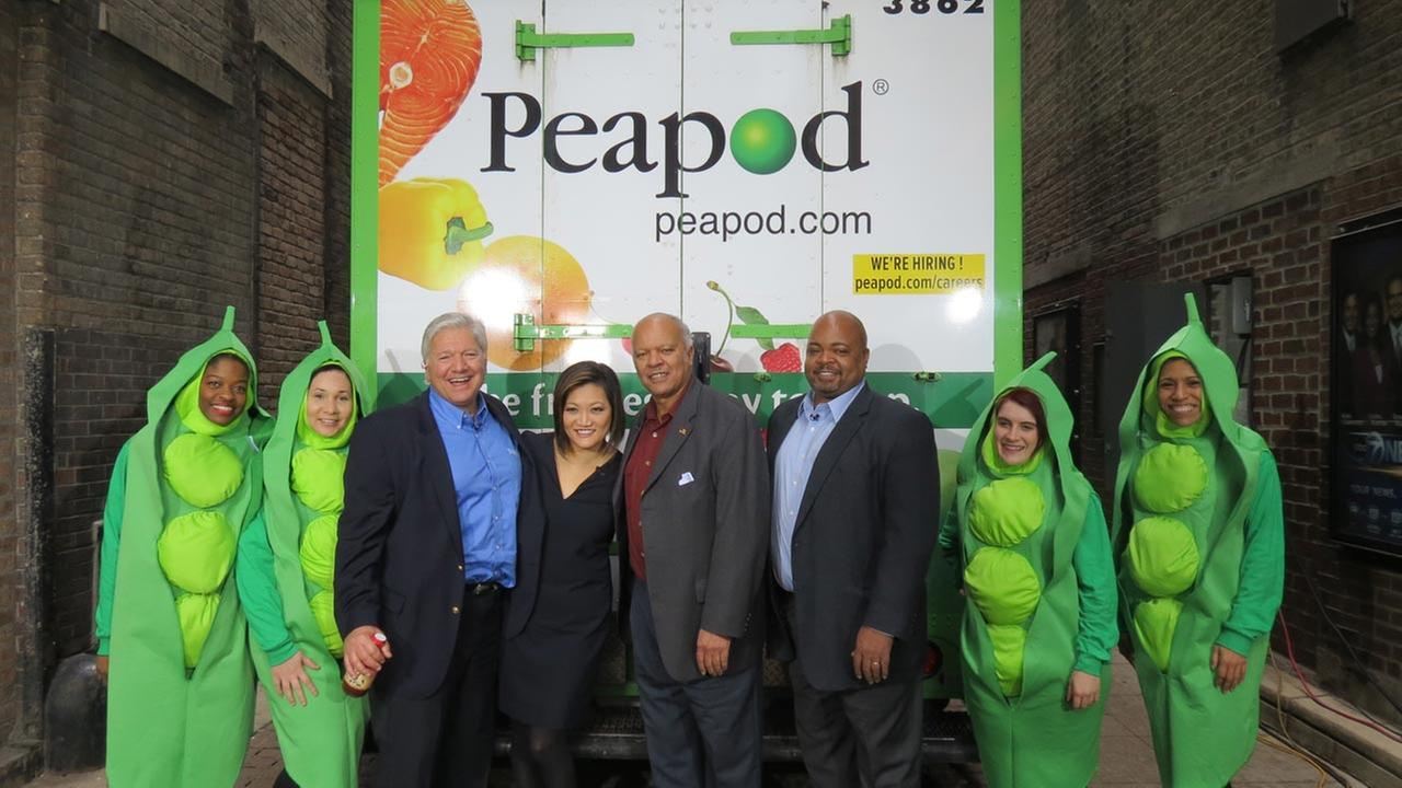 "ABC 7'S Windy City LIVE announces Old Arthur's Barbecue Sauce winner of ""Peapod's Next Best"""