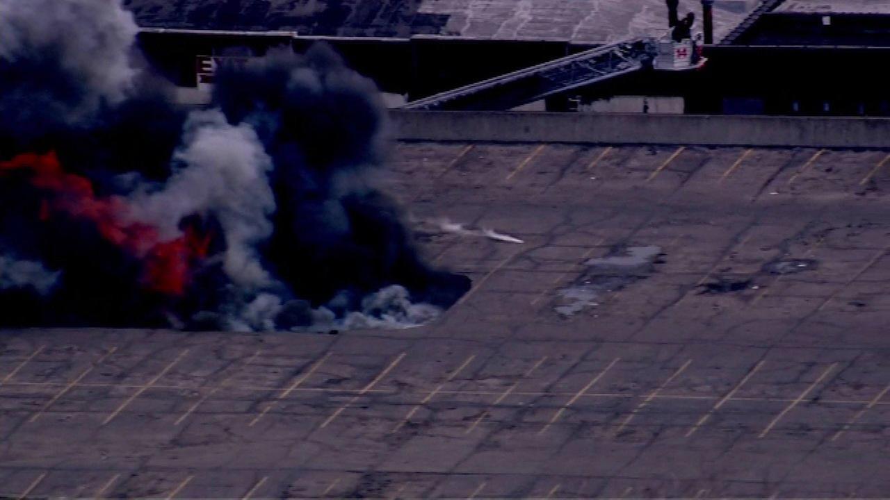 CFD requests federal investigators for West Side flea market fire