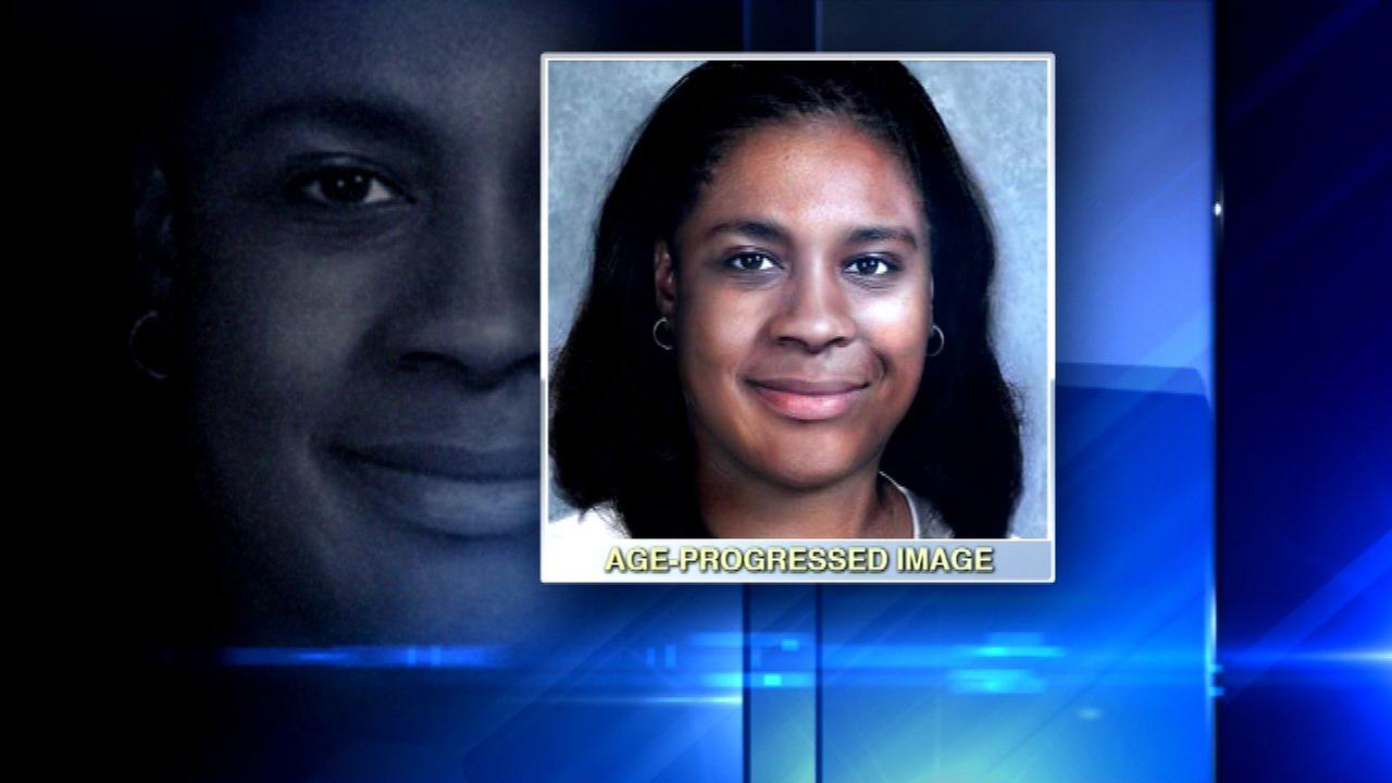 An age-progressed photo of Yasmin Acree, who disappeared when she was 15-years-old in January 2008 from her Austin neighborhood home.