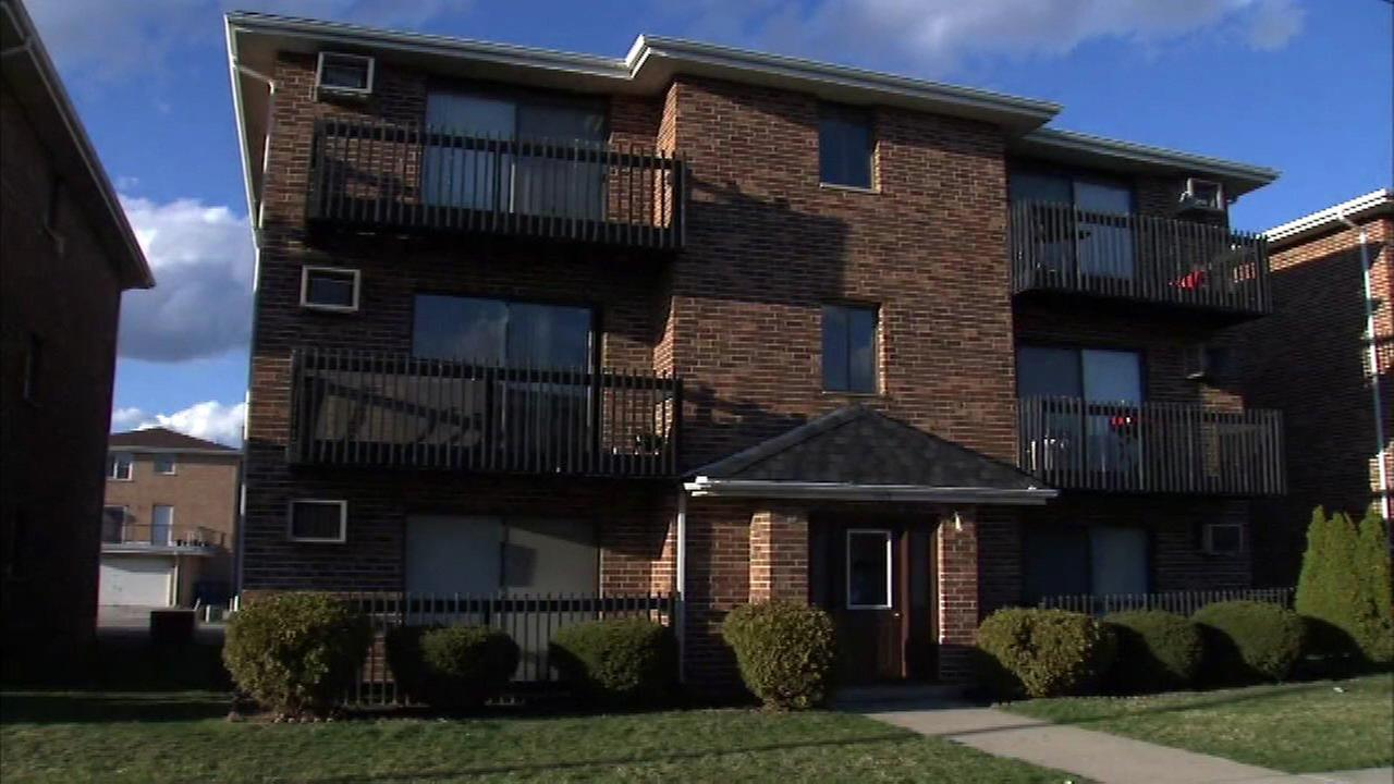 Noah Rudder was found unresponsive inside a home on the 1600-block of Aster in Calumet City Wednesday night.