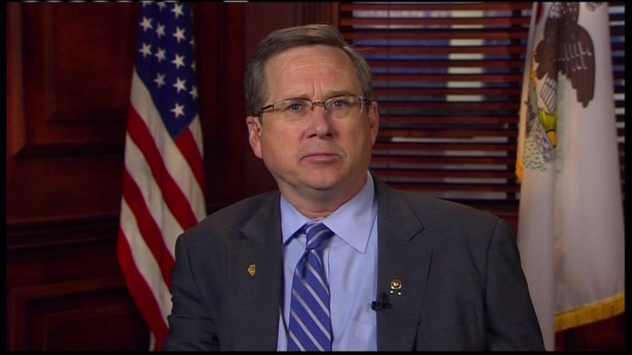 Sen. Mark Kirk (FILE)