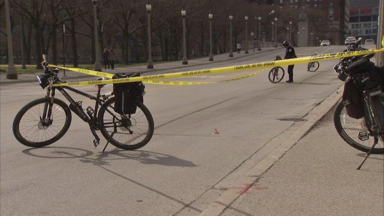 Shots fired near Michigan Avenue, Balbo close to Grant Park