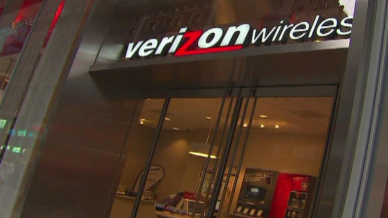 Hackers hit Verizon business users