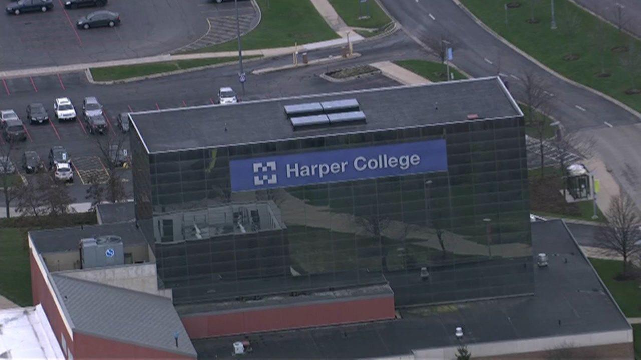 Harper College in Palatine.