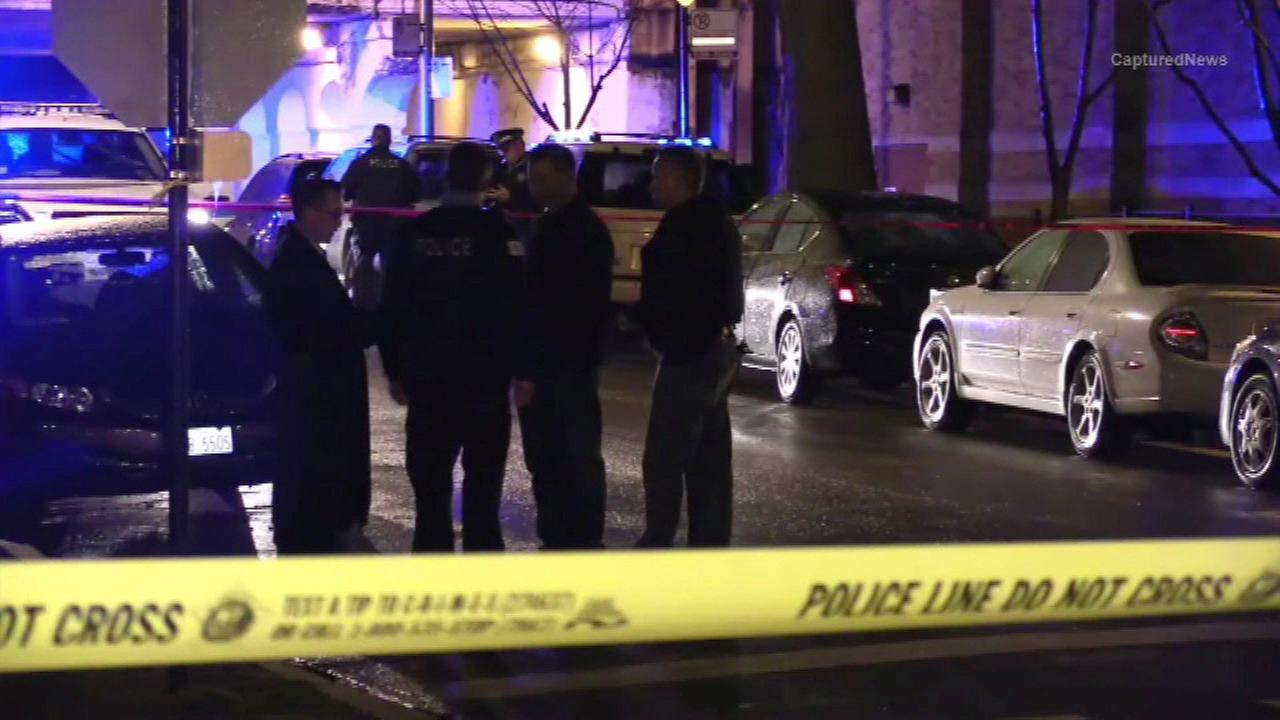 Would-be robber shot by victim in Uptown