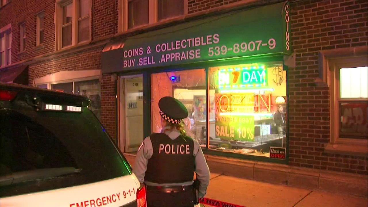 A man was shot to death Friday in the Irving Park neighborhood on the Northwest Side, police said.
