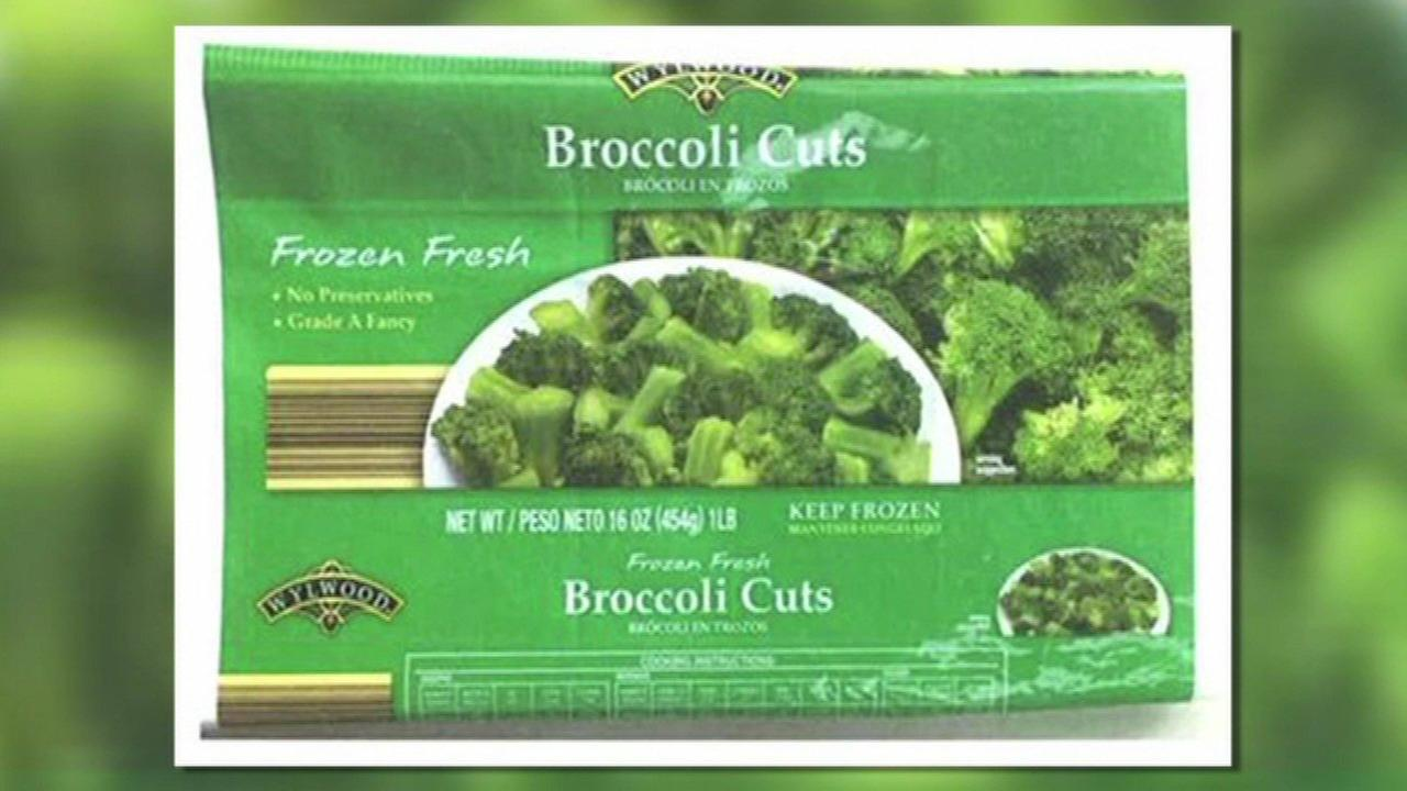 Frozen broccoli recalled due to listeria fears