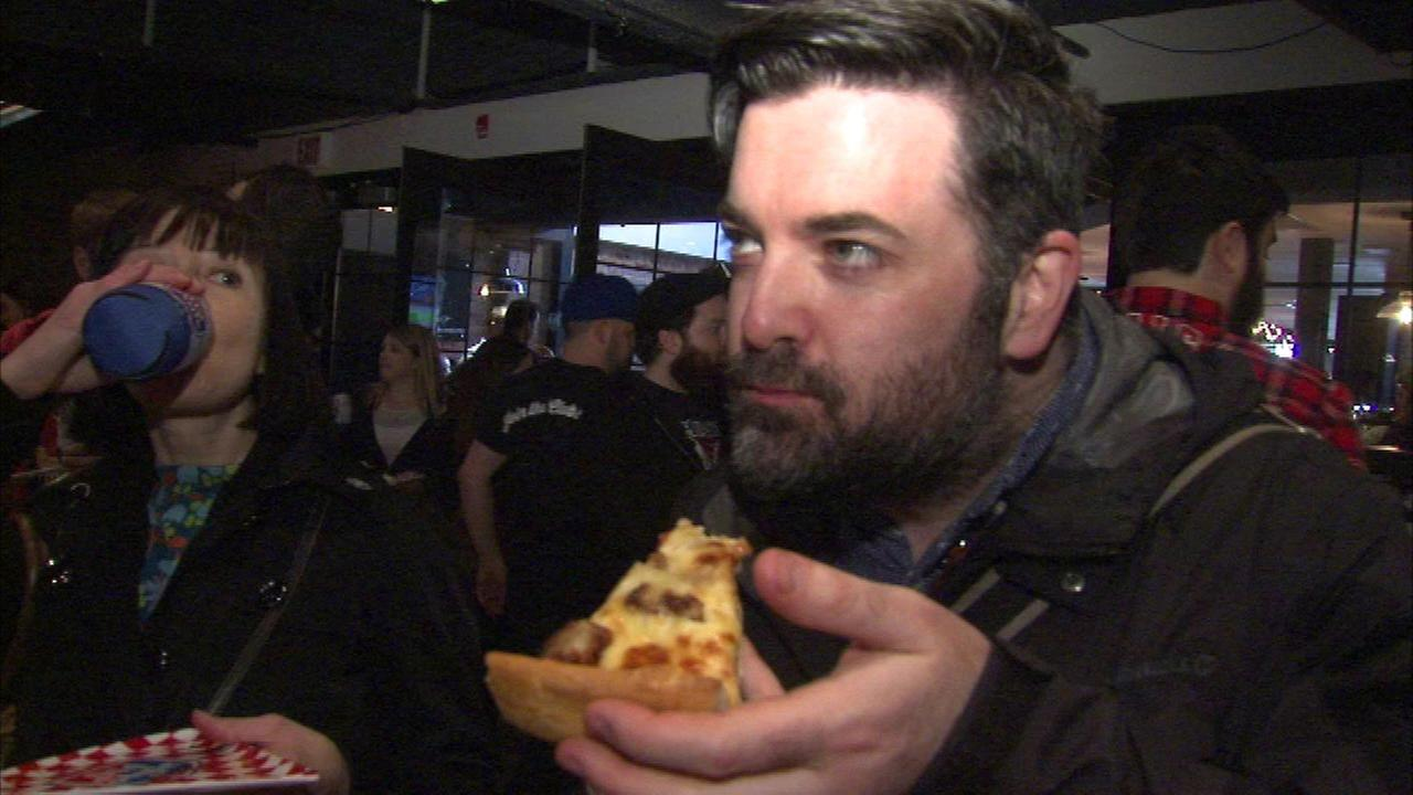 Chicago's first pizza summit held in Wicker Park