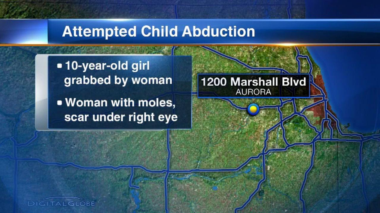 Aurora attempted child abduction was false report, police say