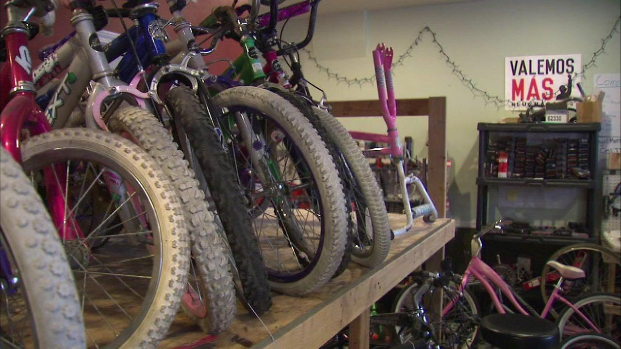 City funds will help Chicago bike shop stay open, employ youth