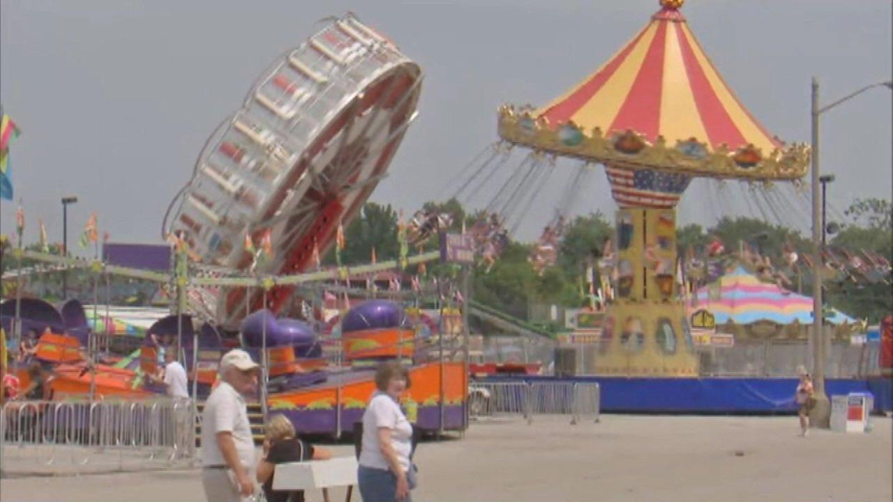Illinois State Fair admission increased to $10