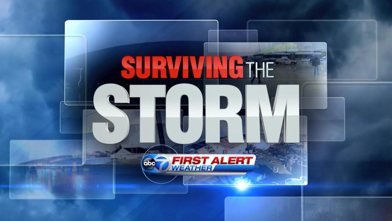 An ABC7 First Alert Weather Special: Surviving the Storm