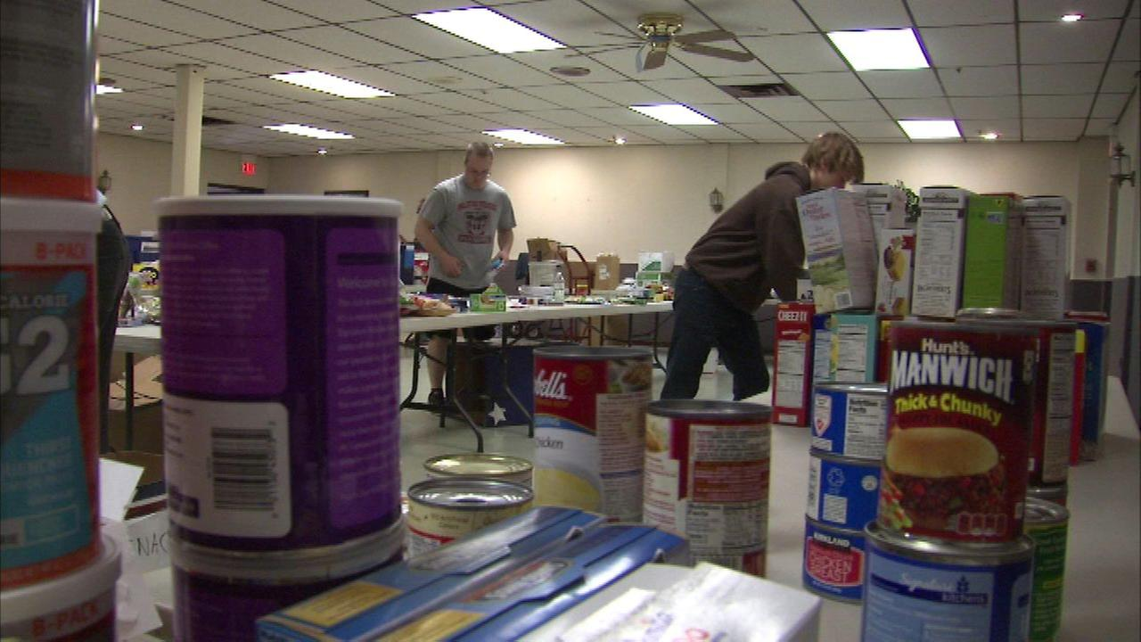 Family of Marine organizes effort to send care packages to soldiers