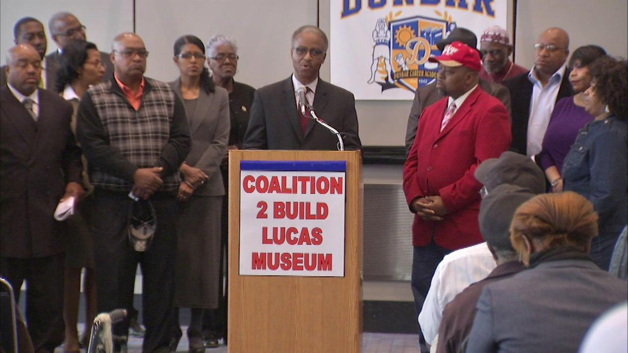 Community, faith leaders support new Lucas museum plan