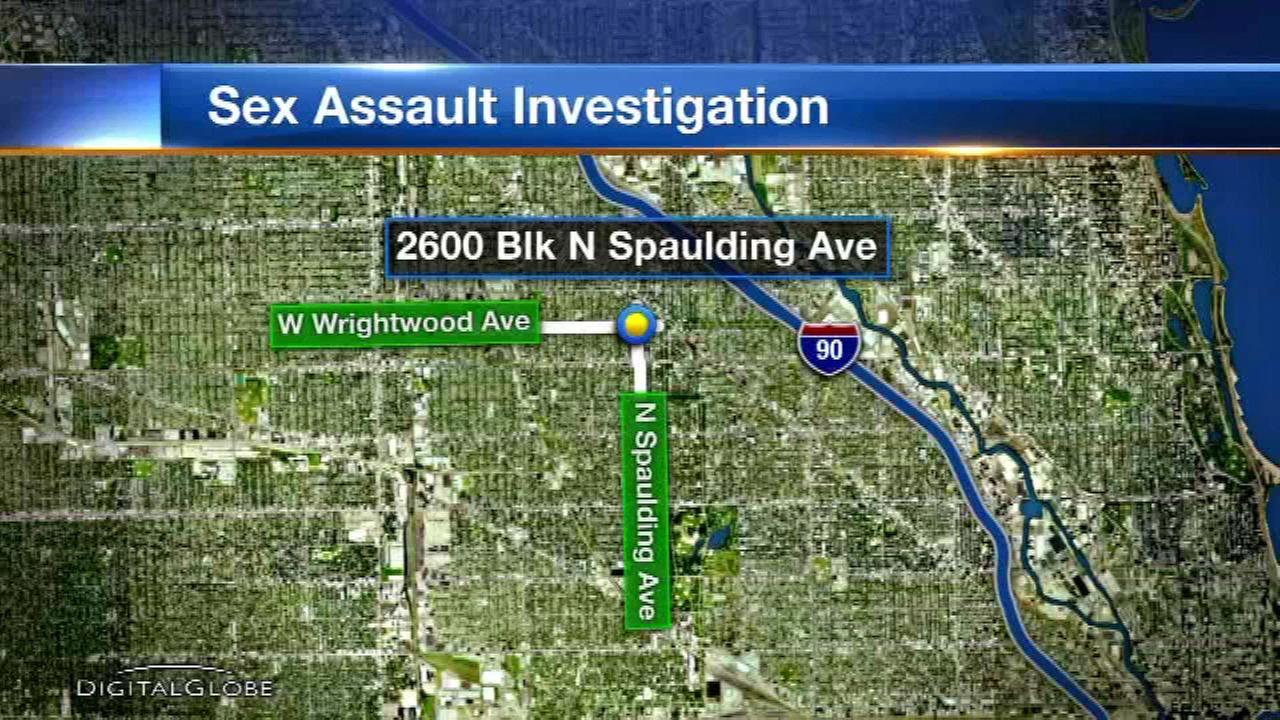 Woman sexually assaulted, left unconscious in Logan Square laundry room