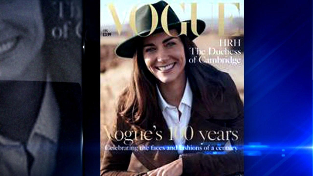 Duchess of Cambridge to appear on British Vogue cover