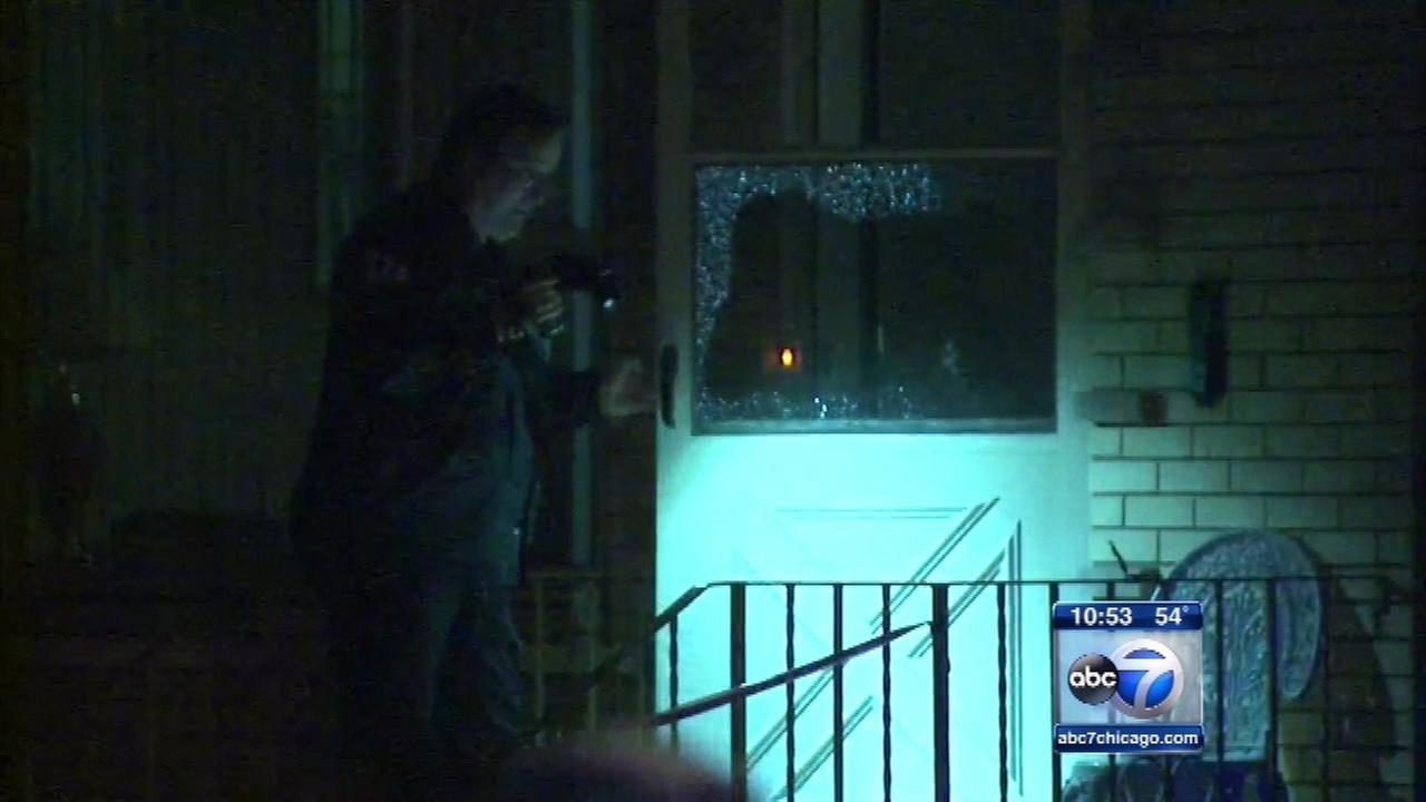 Man shot and killed while sitting at kitchen table in Archer Heights