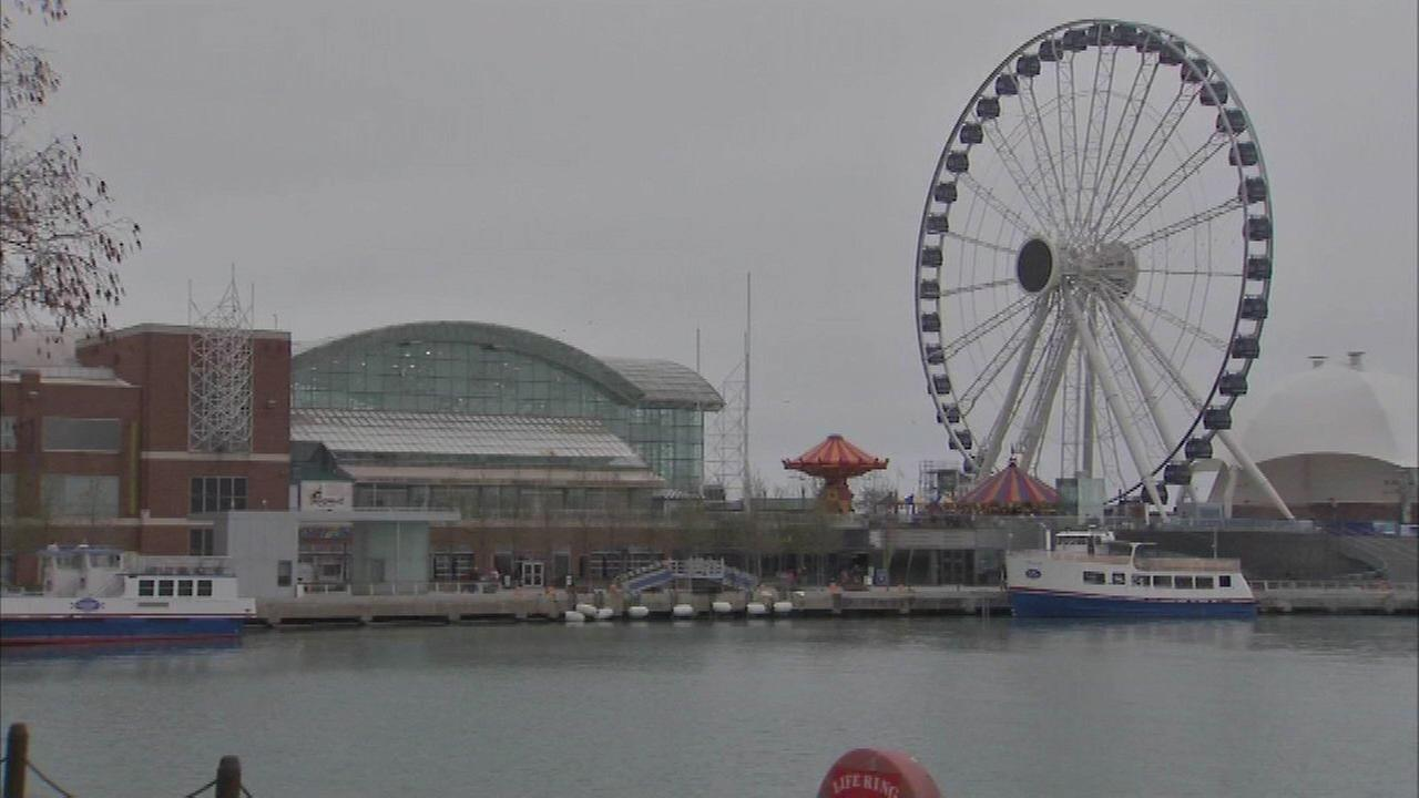 Navy Pier has announced the name and opening date for the new Ferris wheel.