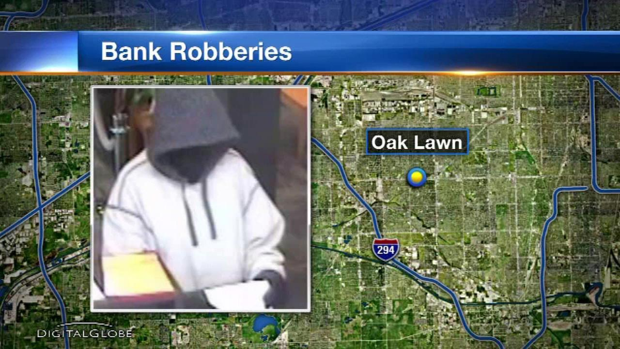 FBI searching for woman wanted in 6 bank robberies