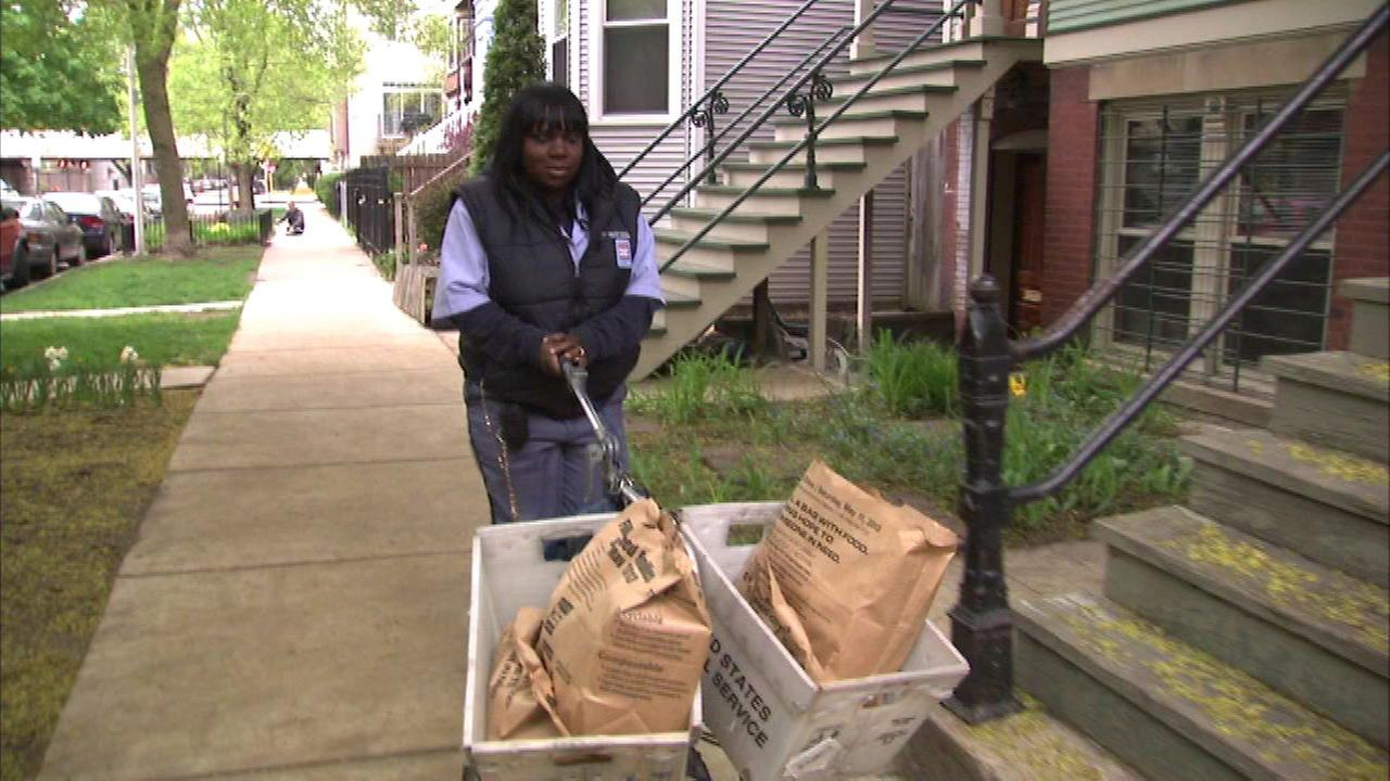 Help 'Stamp Out Hunger' on Saturday
