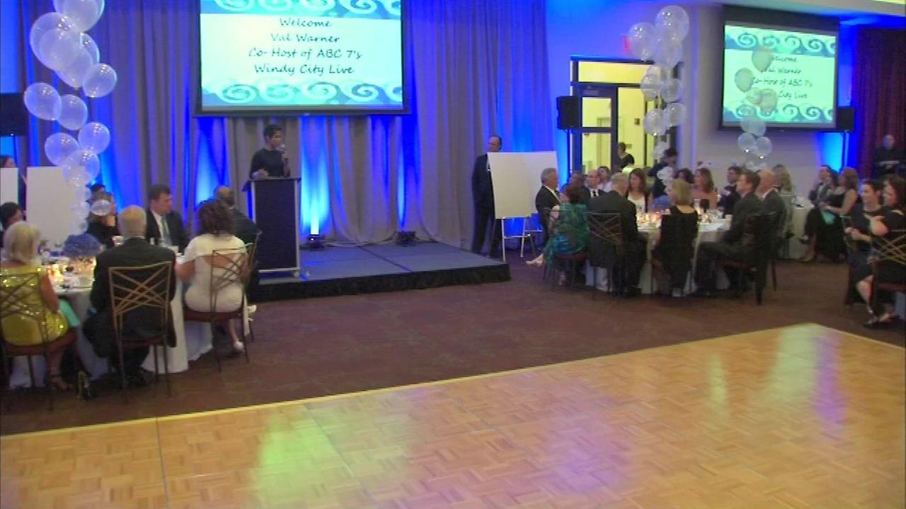 The Lake County Haven held its annual gala in Vernon Hills to raise money for the homeless who are transitioning to independent living.