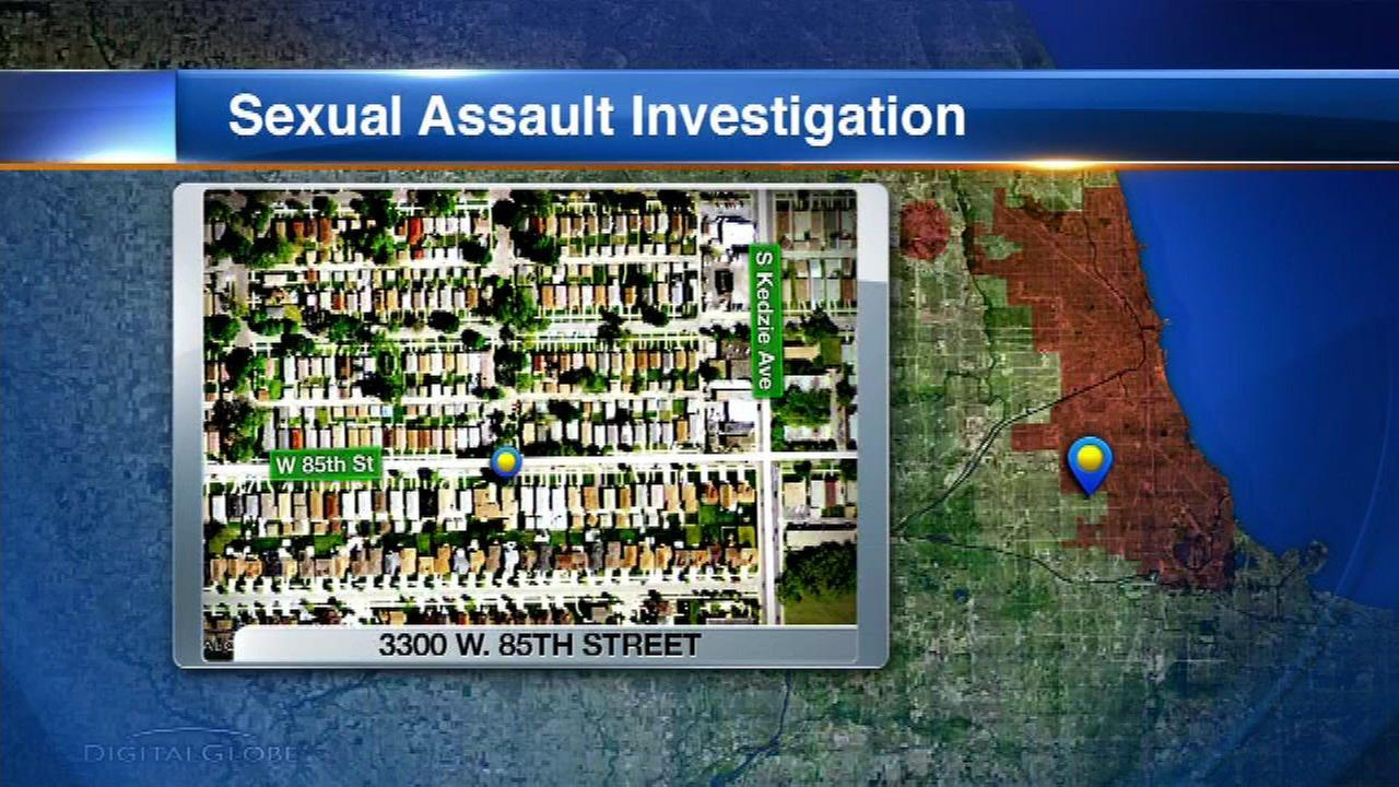 Woman sexually assaulted in Ashburn alley
