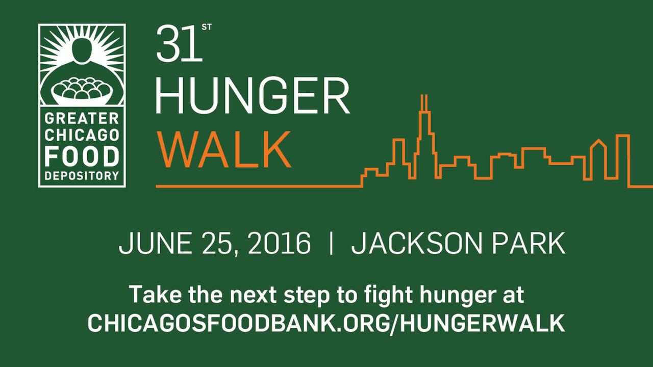 31st Annual Hunger Walk