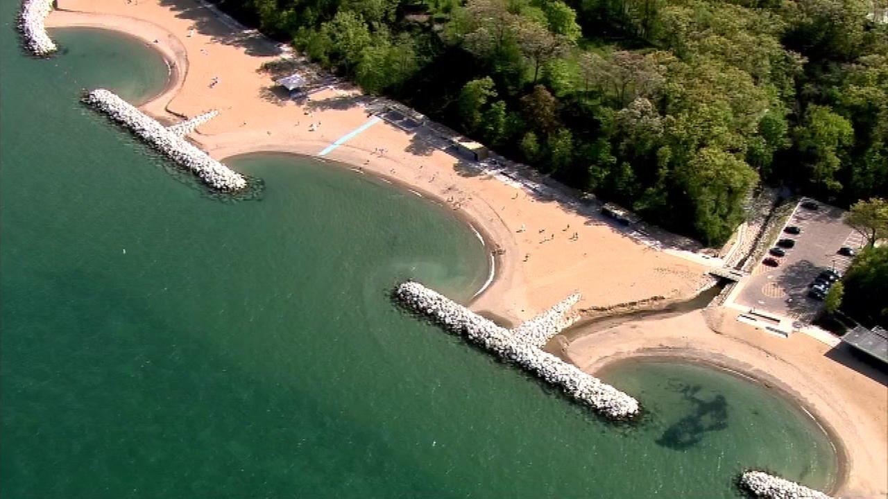 Highland Park S Rosewood Beach Among Top Red Beaches