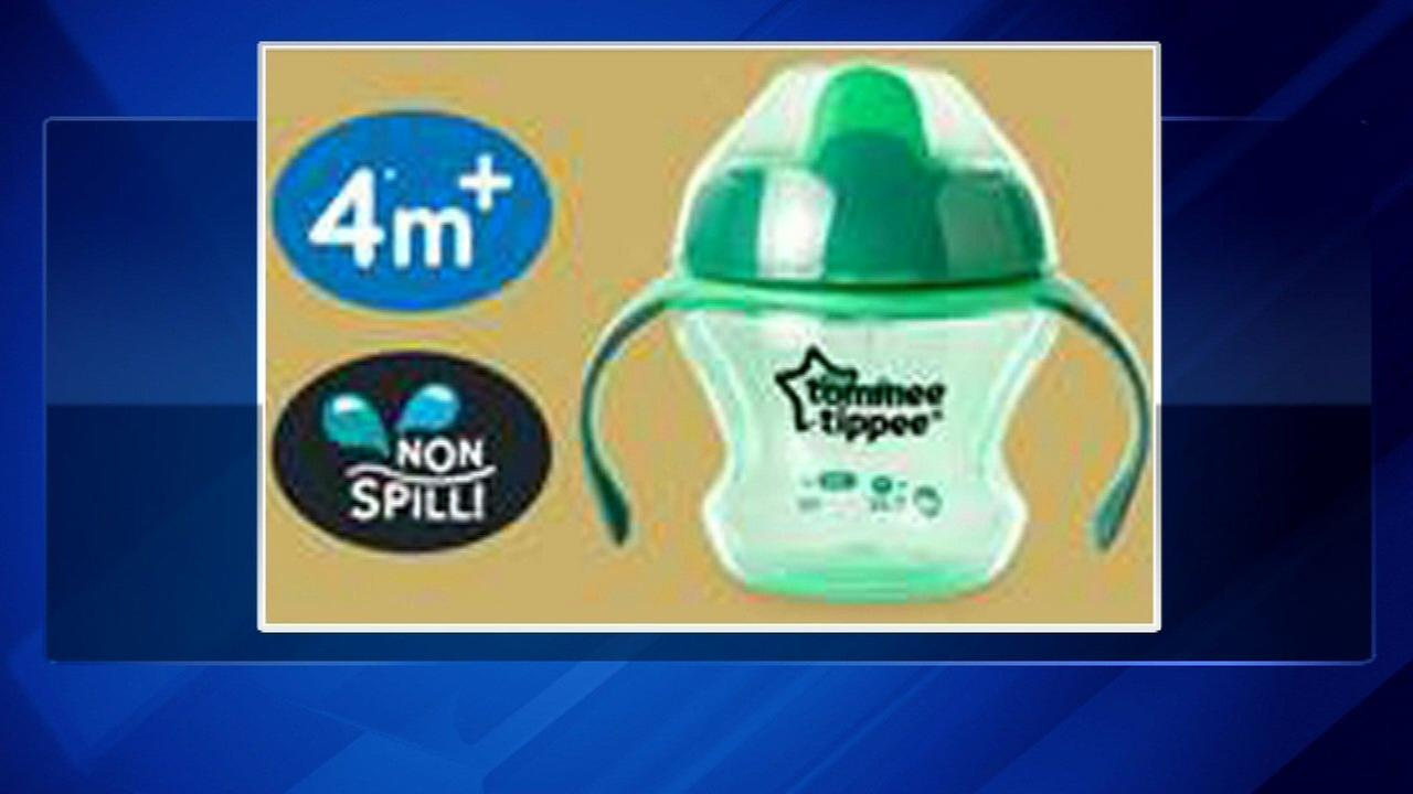 More than 3M sippee cups recalled due to risk of mold