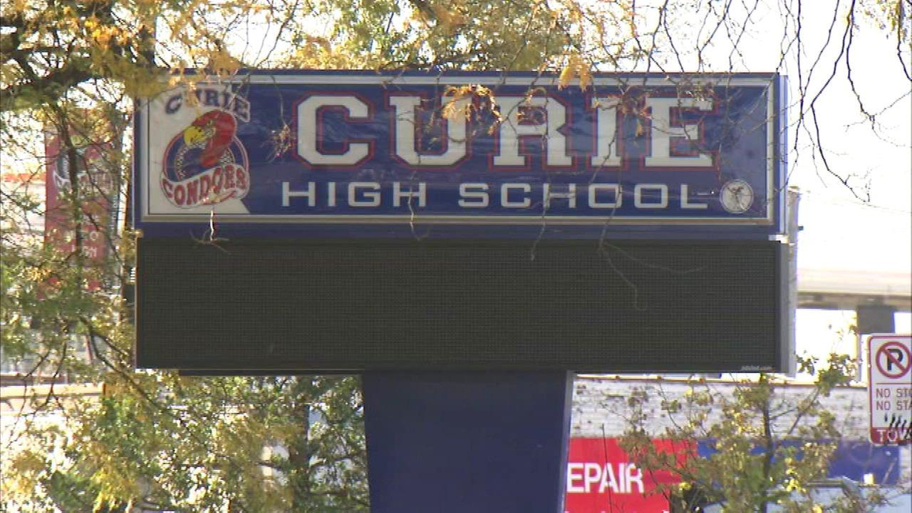 curie high school