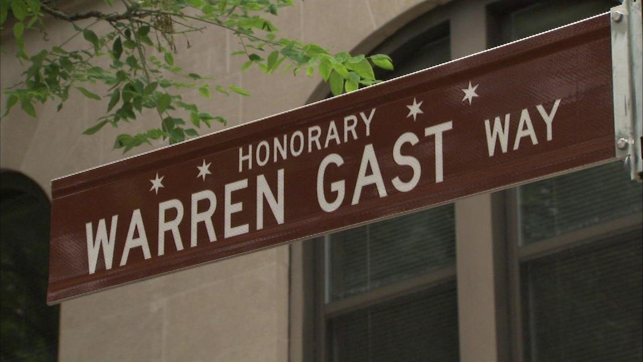 street renamed