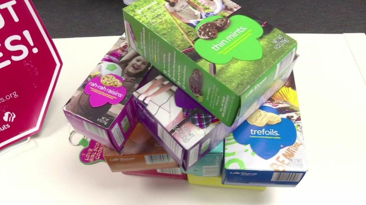 Rockford Girl Scouts face 'cookie debt'