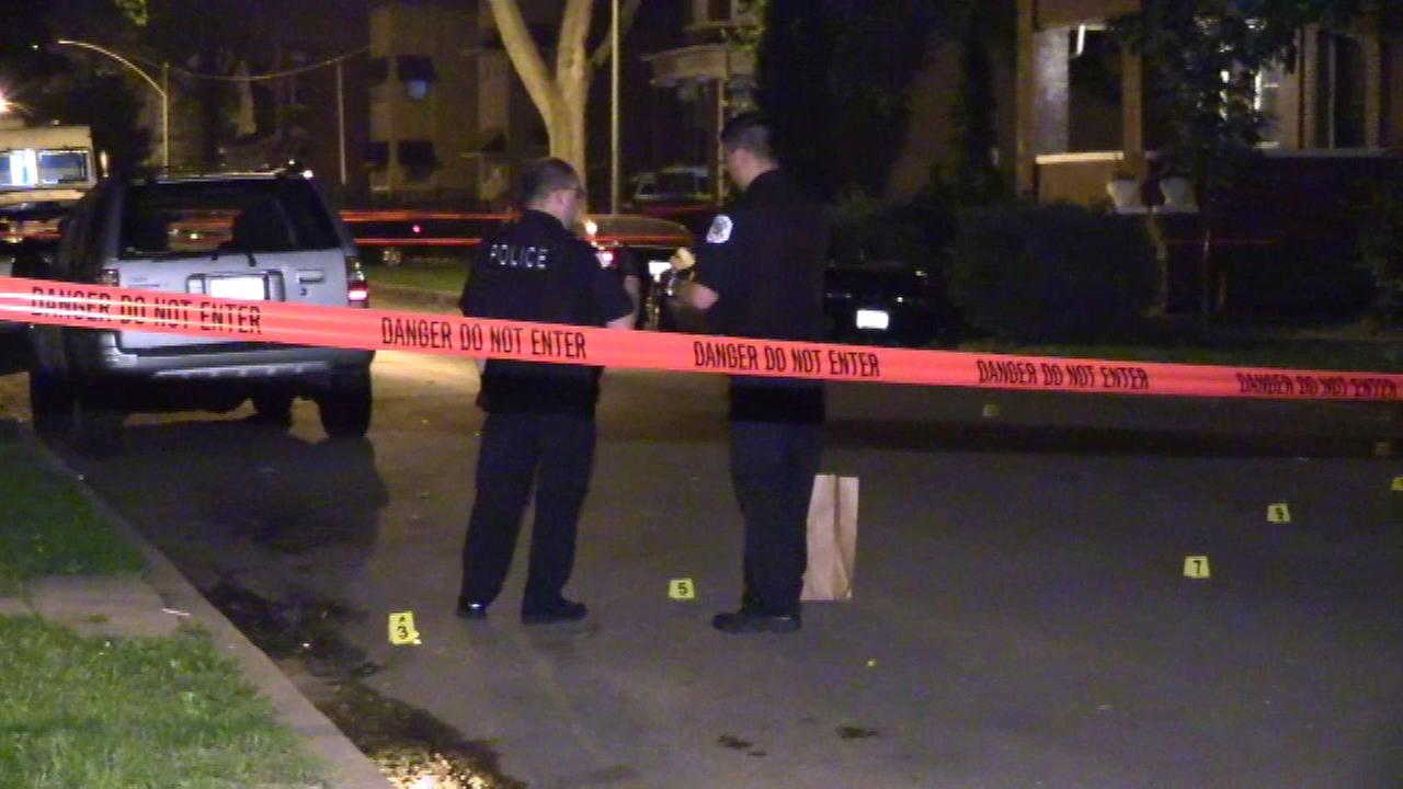 A 17-year-old boy died after a drive by-shooting in Chicagos Back of the Yards neighborhood Saturday night.