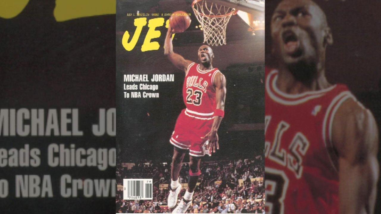 Chicago's Johnson Publishing sells Ebony, Jet magazines