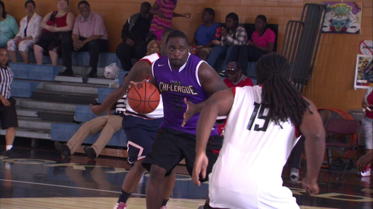 Basketball game held to bring together police and Auburn Gresham community