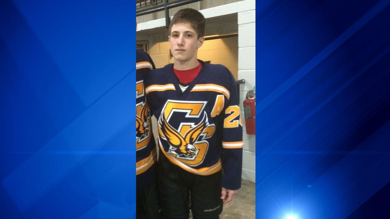 Vigil held for teen fatally struck while mowing lawn in Orland Park