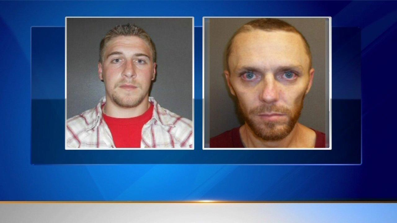 Escaped Indiana inmates