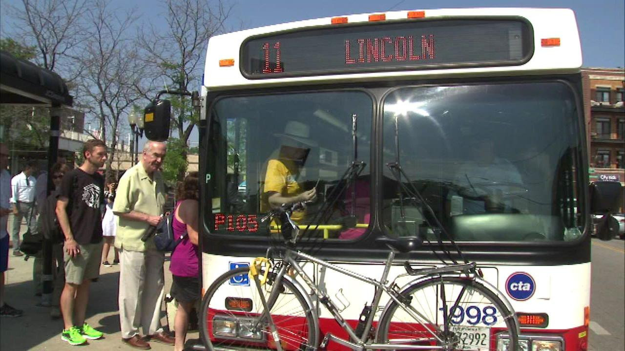 CTA Lincoln bus resumes Western to Fullerton route