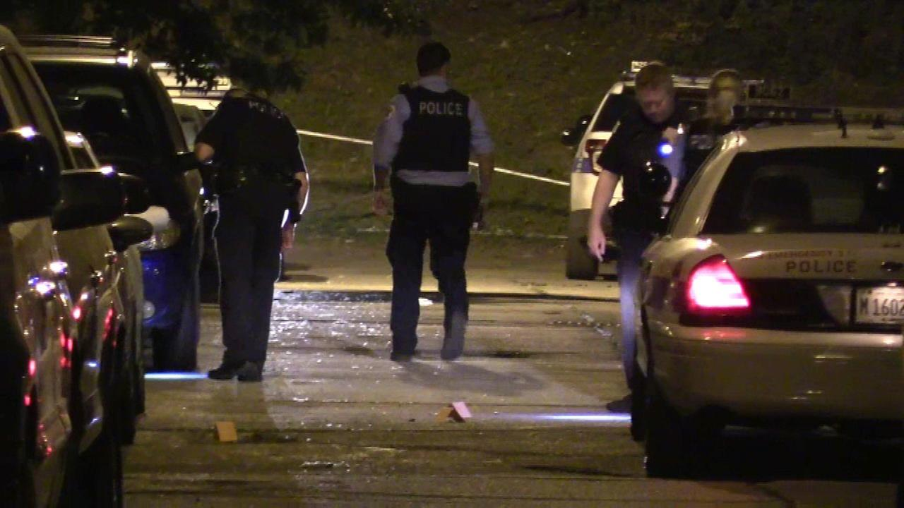 Shots fired at police on Southwest Side; 2 in custody