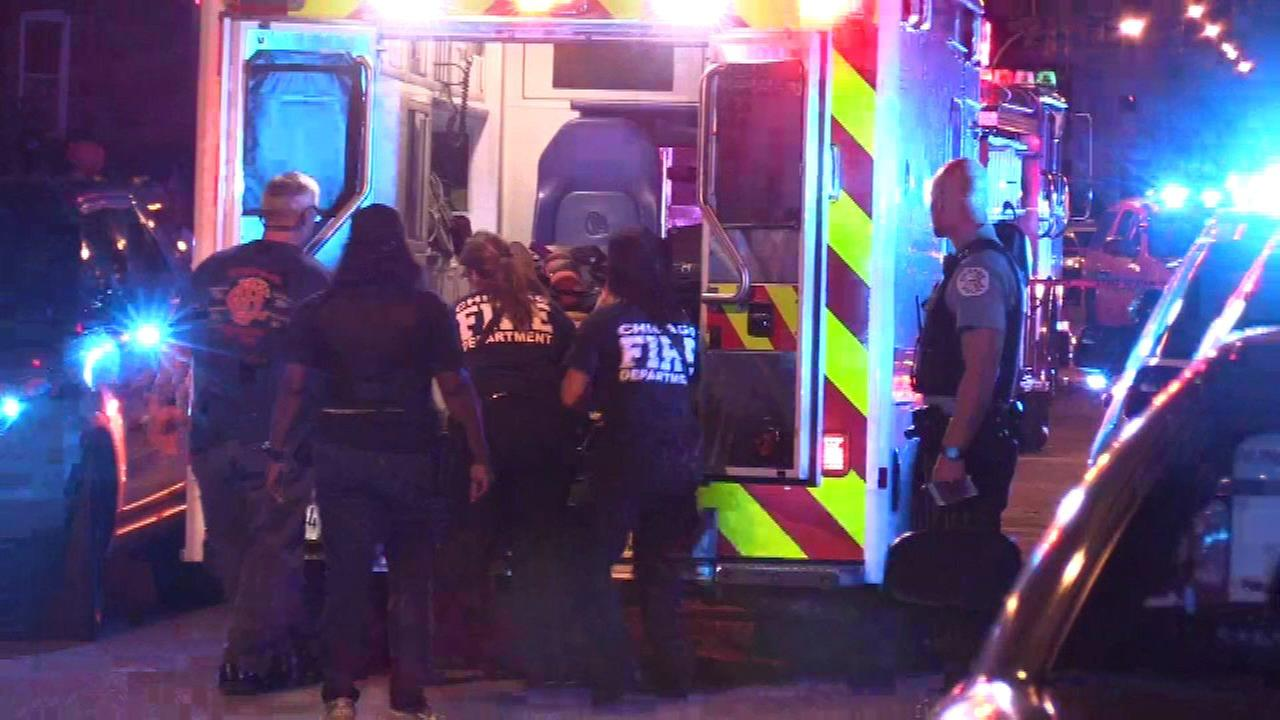 Man dead, woman wounded after drive-by shooter opens fire on Englewood barbecue