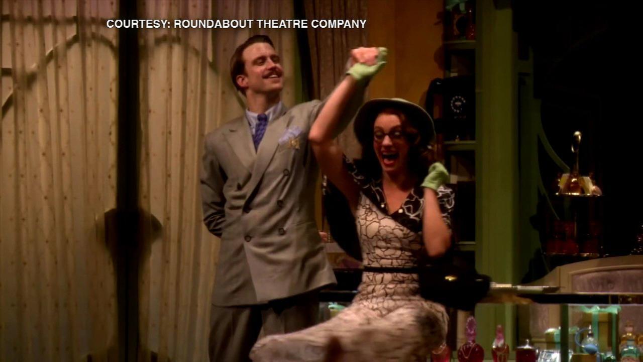 Broadway livestream musical