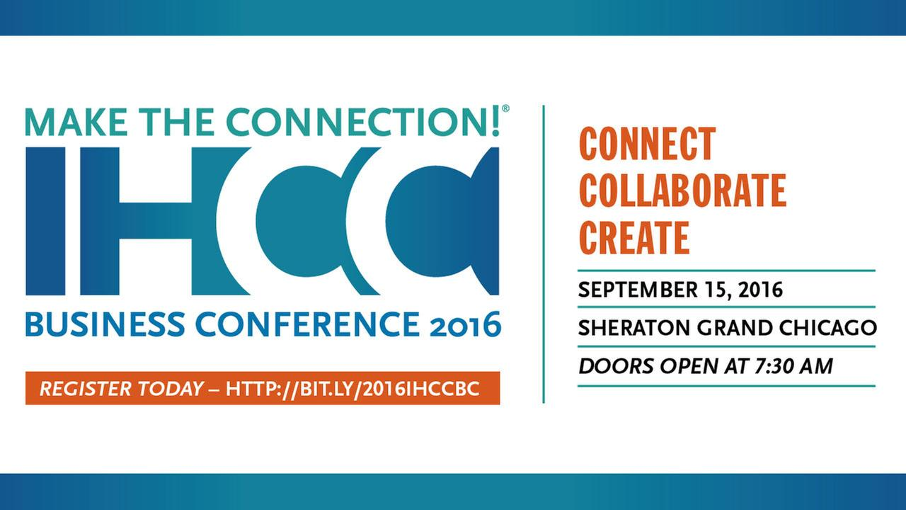 2016 Make the Connection! IHCC Business Conference