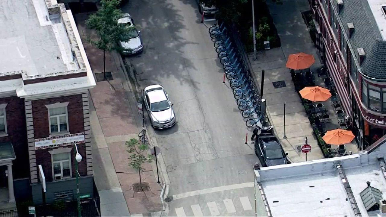 Bicyclist attacked, robbed in Wicker Park
