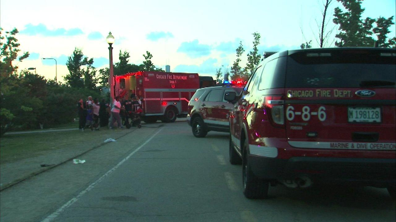 Man rescued from 31st Street Beach, in critical condition