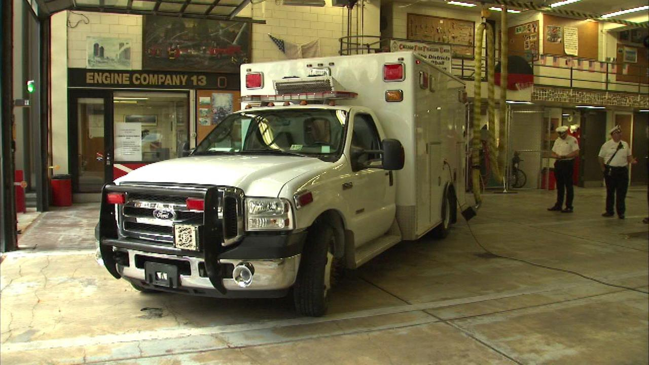 Chicago sending ambulance to Mexico to help burn victims