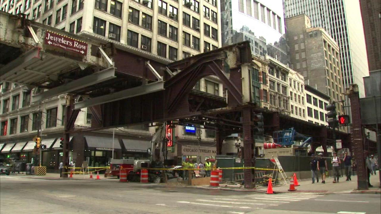 Wabash between Madison, Monroe to close for 10 weeks