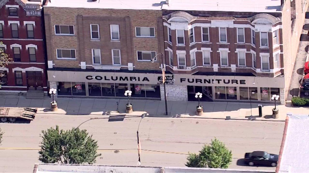 Columbia Furniture in Ukrainian Village closing after nearly 100 years