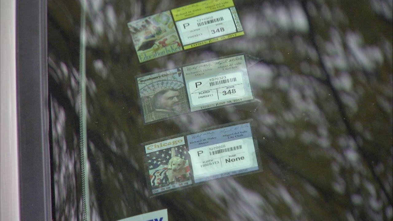 Proposal would reduce vehicle sticker fees