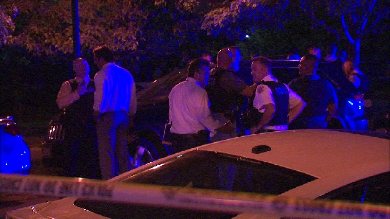 Chicago police officer shot in South Loop saved by partner's quick thinking